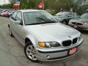 2002 BMW 3 Series 325xi Only 117km Leather Sunroof