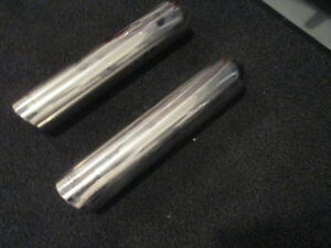 MBRP Stainless Exhaust tips Kitchener / Waterloo Kitchener Area image 2