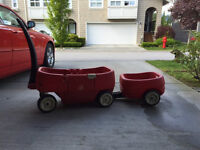 Fisher Price Stage 2 Wagon & trailer