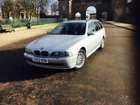 2002 02 BMW 530d SE TOURING 5 DOOR AUTOMATIC ESTATE