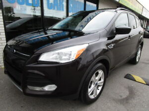 2013 Ford Escape SE SUV,ONE OWNER,NO ACCIDENT,CERTIFIED,WARRANTY