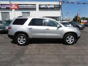 2007 GMC Acadia SLE Low Mileage!