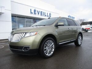 2013 Lincoln MKX LIMITED/AWD/ENSEMBLE TECHNOLOGIE