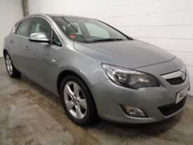 VAUXHALL ASTRA SRI DIESEL , 2011 REG , LOW MILES + HISTORY , YEARS MOT , FINANCE AVAILABLE, WARRANTY