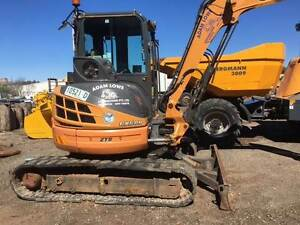 2012 CASE CX50B EXCAVATOR Somersby Gosford Area Preview