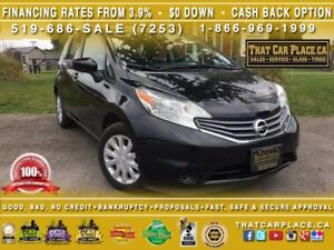 2016 Nissan Versa Note SV-Backup-Fuel Efficient-Reliable