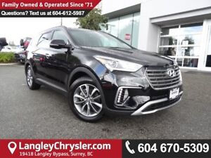 2017 Hyundai Santa Fe XL Luxury *ACCIDENT FREE*ONE OWNER*LOCA...