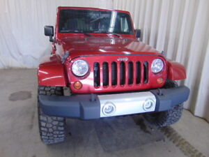 2012 Jeep Wrangler UNLIMITED SAHARA*4X4, MAGS
