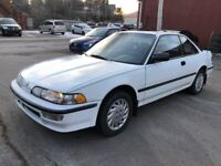 1992 Acura Integra RS MANUAL Moncton New Brunswick Preview