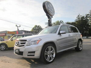 2011 Mercedes-Benz GLK350 4MATIC PANORAMIC ROOF*NAVIGATION*