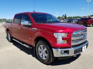 2016 Ford F-150 Lariat (Remote Start, Trailer Brake, Moonroof)