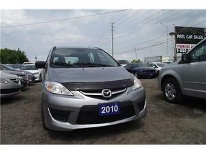 2010 MAZDA 5**NO ACCIDENT*MINT CONDITION**3 YEAR WARRANTY INCLU*