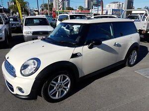 2011 Mini Clubman R55 LCI Cooper White 6 Speed Manual Wagon Southport Gold Coast City Preview