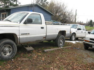 2001 Dodge Power Ram 2500 ,hb Pickup Truck