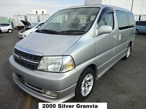 2000 Toyota GRANVIA, swivel front seats, ideal campervan, low kms Shannon Brook Richmond Valley Preview