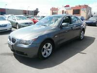 2007 BMW 5 Series 525xi