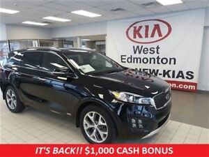 2016 Kia Sorento SX AWD 2.0L Turbo *NAV/CAMERA/ROOF*