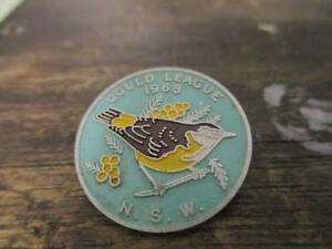 WANTED TO BUY--GOULD LEAGUE BADGES Rutherford Maitland Area Preview