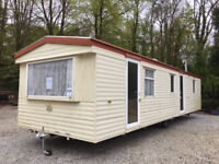Static caravan for sale off site, Cornwall, 35 x 10 ft / 3 bedrooms, in good condition