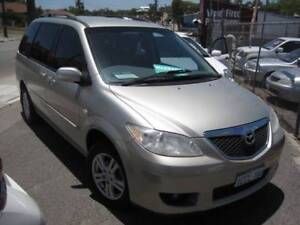 2004 Mazda MPV  Automatic 7 seater Wagon Bedford Bayswater Area Preview