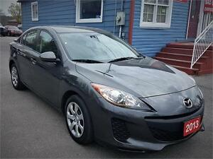 2013 Mazda Mazda 3 |Only 71 Kms| Easy Car Loans For Any Credit