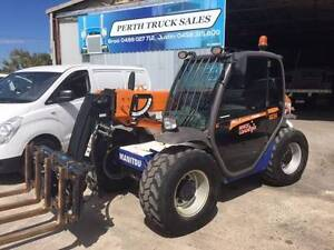 Telehandler Manitou Brick Carter Landsdale Wanneroo Area Preview