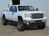 2012 Sierra 2500 Loaded Diesel W/ Brand new Lift/Rims/Rubber!!