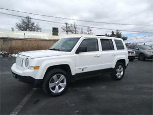 BEST PRICE FOR 2014 JEEP PATRIOT 4X4!!! 99$ BI WKLY OAC!!!