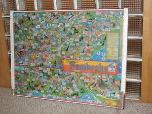 Pembroke City Map - Year 2000