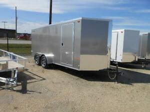 2017 Rainbow 7X16 Excursion Cargo Trailer