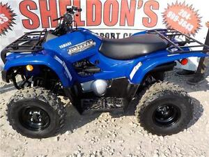 2013 YAMAHA GRIZZLY 300! BRAND NEW! 4475!
