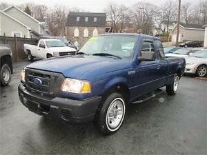 2010 Ford Ranger XL, Ext Cab, 5 Speed, 4 Cylinder, Easy On fuel