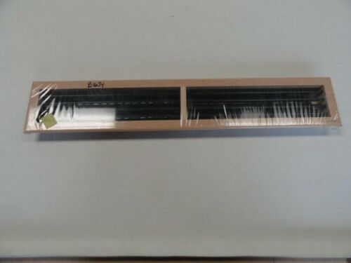 """MSI 4"""" X 27"""" HICKORY 4 WAY SUPPLY VENT GRILLE VHH427 MARINE BOAT"""