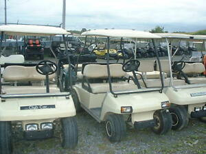 Golf Cart Rentals - North Bay, Cottage Country