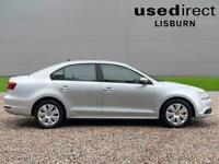 2012 Volkswagen Jetta 1.4 Tsi S 4Dr Saloon Petrol Manual