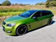 2016 Holden Commodore VF II SV6 Jungle Fever 6 Speed Automatic Sportswagon Kenwick Gosnells Area Preview