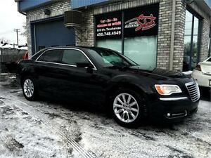 2013 CHRYSLER 300 TOURING V6 3.CUIR TOIT PANORAMIQUE MAGS CHROME