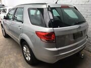 2013 Ford Territory SZ TX (RWD) Silver 6 Speed Automatic Wagon Lidcombe Auburn Area Preview