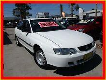 2002 Holden Commodore VX II Executive White 4 Speed Automatic Sedan North Parramatta Parramatta Area Preview