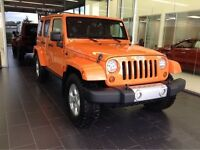 2013 Jeep Wrangler Unlimited UNLIMITED/SAHARA/HARD TOP