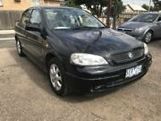 2003 Holden Astra TS City Black 4 Speed Automatic Sedan South Geelong Geelong City Preview