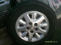 RIMS FROM 99/00 PLY  GRAND  VOYAGER