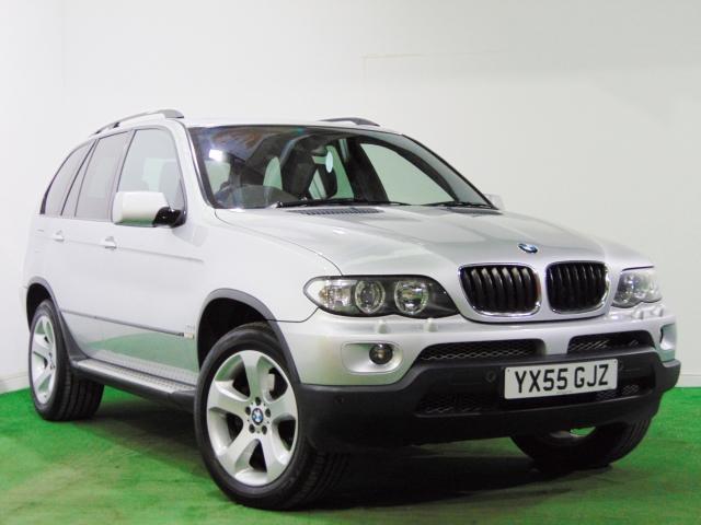 2005 (55) BMW X5 3.0 D SPORT 5DR AUTOMATIC