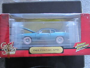 Johnny Lightning Gold Series