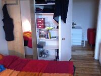 1 bed room in bright West End flat