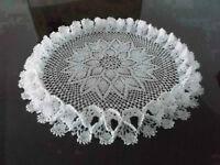 Beginner's crochet lesson