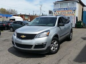 2017 Chevrolet Traverse AWD  0 DOWN $76 WEEKLY!