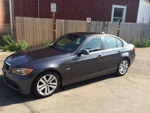 2007 BMW 3-Series 328xi Sedan AWD