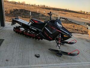 2015 Polaris Assault 155 - Barely Used At All