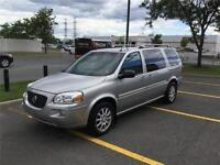 2006 BUICK TERRAZA CXL 7 PASSENGER**LEATHER LOADED**DVD**